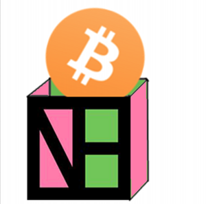 image of Bitcoin going into New Harvest Donation Box