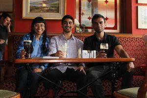 Isha, Ryan, and Perumal