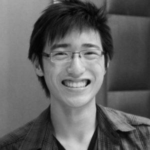 headshot of Derek Lau
