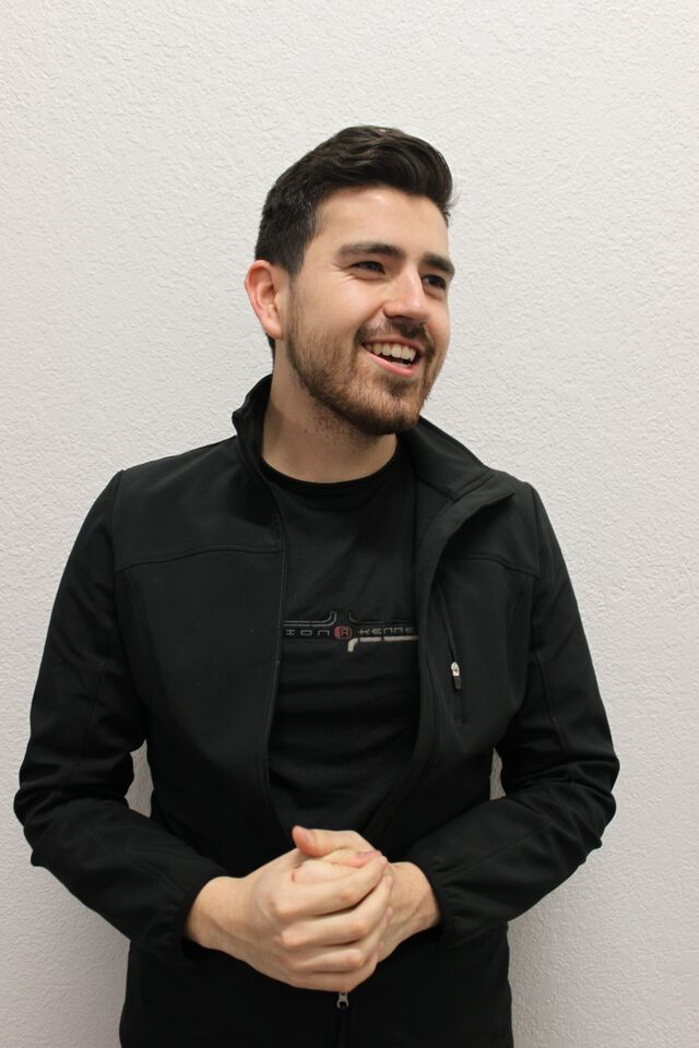 Arturo Elizondo of Clara Foods
