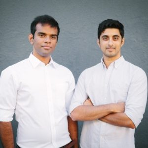 Photo of Ryan and Perumal