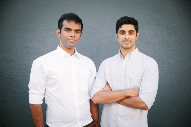 Photo of Ryan and Perumal
