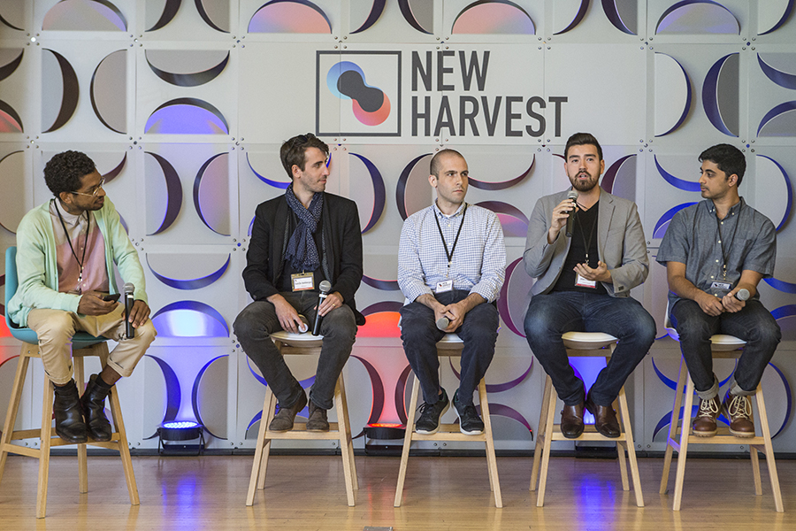 New Harvest 2016 conference panel