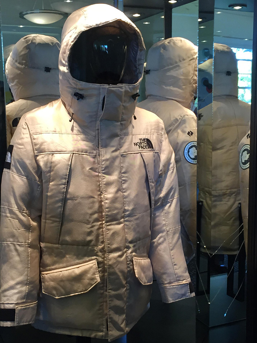 Spiber by North Face Moon Parka