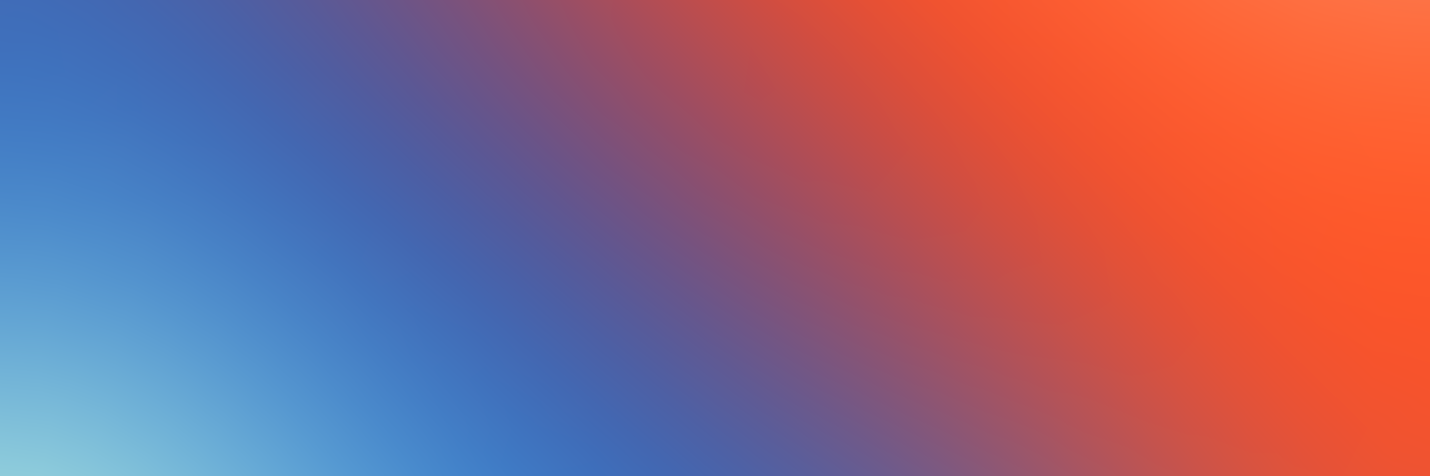 blue to red gradient