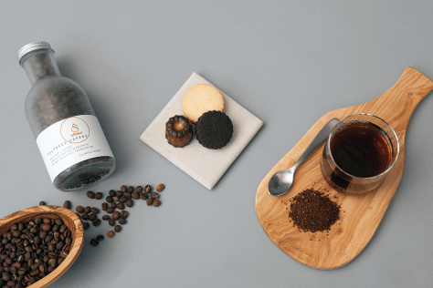 product photo of coffee beans