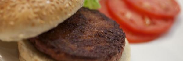 Mark Post cultured burger