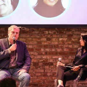 Vince Sewalt and Isha Datar